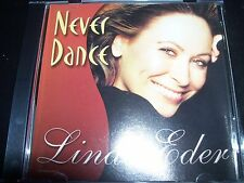 Linda Eder Never Dance / Something To Believe In US Remixes CD Single – Like New