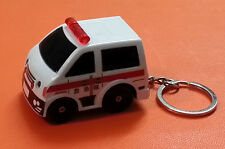 Ambulance Sound LED Light Lamp Torch Keyring Keychain Kids Toy Party Favor Gift