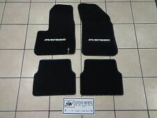 08-11 Dodge Avenger New Premium Carpet Floor Mats Set of 4 Dark Slate Mopar OEM