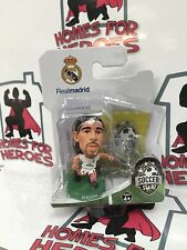 SOCCER STARZ REAL MADRID 2015 SAMI KHEDIRA GREEN BASE SEALED IN BLISTER PACK