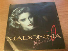 "7"" 45 GIRI MADONNA LIVE TO TELL SIRE 92 8717-7 VG+/EX- ITALY PS 1986"