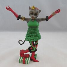 "Alley Cats Figurines Party Girl 7.5"" tall by Margaret LeVan"