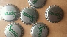 100 sprite. Coke  new and unused  bottle caps