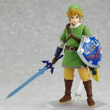 New MAX Factory Figma 153 The Legend of Zelda Skyward Sword Link Action Figure