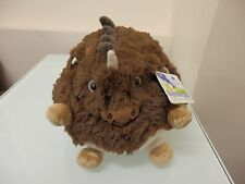 "Squishable / Mini Chocolate Unicorn Plush - 7"" (Limited Edition)"