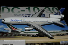 1:400 McDonnell Douglas DC1 Alitalia Continental N68060 Dragon Wings / FREE POST