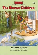 Houseboat Mystery: The Boxcar Children #12 (Gertrude Chandler Warner) - Paperb..