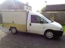 "2004 (54reg) Citroen Dispatch 2.0 HDI Jiffy ""Salsa"" Truck, Sandwich Van, Snack"