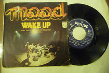 "MAAD"" WAKE UP-disco 45 giri PHILIPS It 1978""SIGLA TV-"