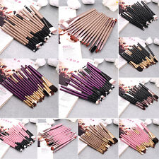Set of 15PCS  Professional pieces brushes pack complete make-up brushes MC