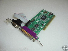 NEW GENUINE StarTech PCI2S1P Serial Parallel Combo Card