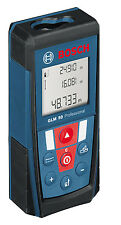 Bosch GLM50 Durable Laser Distance Measurer w/165 Feet Range and Backlit Display