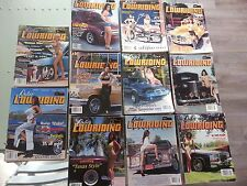 (57) issues of Orlies Lowriding Vol 1 1992 to 2000 no duplicates Lowrider Lay It