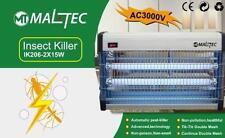MALTEC Insektenvernichter Mückenschutz Fliegenfalle UV Insektenlampe (40W) #1084