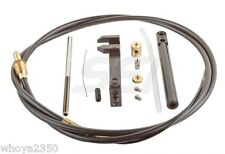 Alpha One and Gen 2, R,  MR Lower Shift Cable kit for Mercruiser - Fast Shipping
