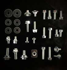 30pc HONDA BOLT KIT CR CRF 50 60 80 85 125 150 250 450 480 500 seat body repair