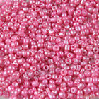 1000pcs 110818 Wholesale Pink 2mm Glass Mini Small Seed Jewelry Making Beads