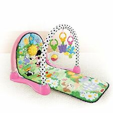 Fisher Price Minnie Mouse Kick & Play Crawl Musical Activity Gym Play Mat Fisher