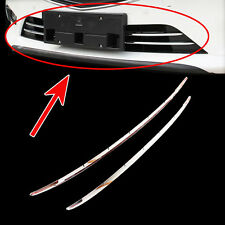 FIT FOR 14-15 MAZDA 6 ATENZA CHROME FRONT LOWER BUMPER GRILLE COVER TRIM MOLDING
