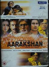 AARAKSHAN HINDI BOLLYWOOD MOVIE(2011)DVD QUALITY PICTURE AND SOUNDS