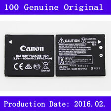 Two NB-11LH Genuine Canon Battery 800mAh for SX400 SX410 iS ELPH 340 350 HS 2015