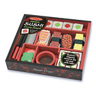 Melissa and Doug * Wooden Sushi Slicing Set * NEW role play food shrimp tuna++