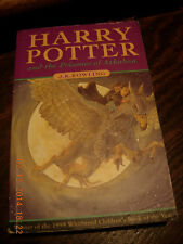 Harry Potter and the Prisoner of Azkaban paperback 1999 4th Impression