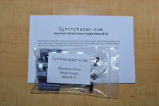 Oberheim OB-Xa Power Supply Capacitor & Rebuild Kit - Watch Video