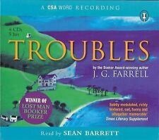 Troubles A CSA Word Recording)