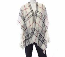 V. FRAAS Scarf Kimono NO Size Ivory Black Polyester Regular