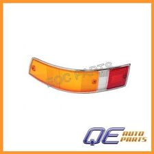 Rear Left Taillight Lens For: Porsche 911 912 69-71 URO PARTS 91163192303