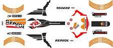 MONTESA 4RT 2016 Style Works Repsol Decal Set Completo