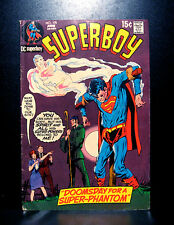 COMICS: DC: Superboy #175 (1971) - RARE (figure/vintage/superman/legion)