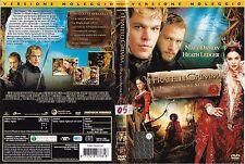 I FRATELLI GRIMM E L'INCANTEVOLE STREGA (2005) dvd ex noleggio