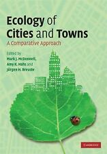NEW - Ecology of Cities and Towns: A Comparative Approach