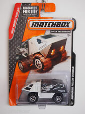 MATCHBOX MBX HEROIC RESCUE ARMOURED RECON VEHICLE