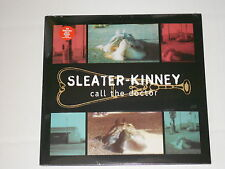 SLEATER - KINNEY  Call The Doctor  LP SEALED