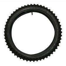 70/100-19 2.25-2.50 x 19 Tyre Tire and Inner Tube for Dirt Bike Pro Pit zu