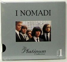 NOMADI - PLATINUM COLLECTION VOL. 1 - CD Sigillato