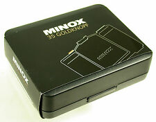 MINOX 35 Goldknopf Nr. No. GK 0011 neu OVP new box