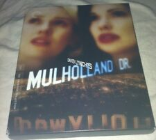 Mulholland Drive Criterion Collection Blu-ray David Lynch 2015 Naomi Watts