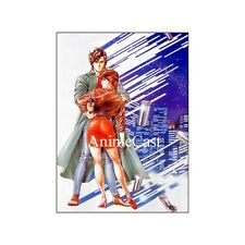 CITY HUNTER WALL SCROLL CL372 WALLSCROLL Anime Art Cloth Poster DISCONTINUED!!!