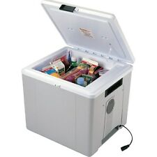 Thermoelectric 48 Can Beverage Cooler & Warmer, 12 Volt Electric Compact Fridge