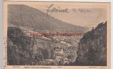 (109102) AK Asbach, Schmalkalden, Hotel, Hachelstein, Breitenstein, Feldpost 191