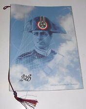 CALENDARIO STORICO DELL'ARMA DEI CARABINIERI 2003  con cordoncino