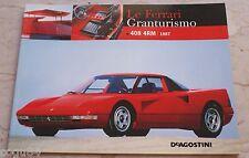 Le Ferrari Granturismo - Numero 15 - 408 4RM 1987 - De Agostini