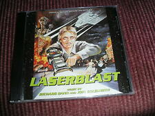 Laserblast Richard Band Joel Goldsmith [Audio CD] soundtrack