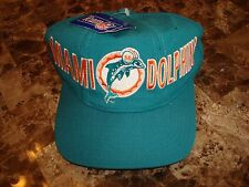 MIAMI DOLPHINS STARTER MARINO  DEADSTOCK 90'S HAT CAP VINTAGE SNAPBACK
