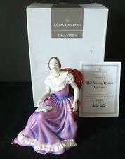 "ROYAL DOULTON CLASSICS FIGURINE LTD ED No 152 ""THE YOUNG QUEEN VICTORIA""  HN4475"