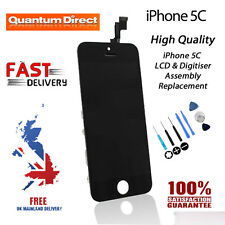 NEW Replacement Retina LCD & Digitiser Touch Screen Assembly FOR iPhone 5C BLACK